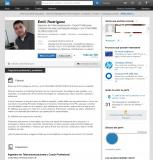 Visibilidad, sinergias y networking entre colegas a través de redes sociales profesionales.