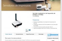 Dando acceso por wifi a impresoras estándar gracias a los servidores de impresión.