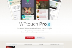 Plugins de wordpress que permiten transformar una web para que sea adaptable a los móviles.