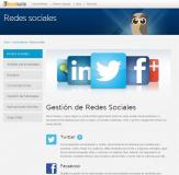 Gestión profesional de Redes Sociales.