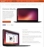 Ubuntu, Linux: Sistemas operativo libres tanto para ordenador de escritorio como para servidores.