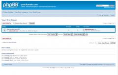 PhpBB: Uno de los fórums web de código abierto más populares y completos.