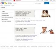 Creación de una tienda en Ebay.
