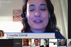 Hangout / VideoConferencia de Google para reuniones privadas, formaciones en directo (webinars) o charlas en directo por youtube.