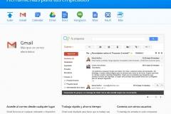 Correo electrónico con nuestro dominio, documentos y calendario compartidos en la nube: Google Apps.