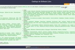 Programas de Código Abierto para la mayoría de tareas ofimáticas.