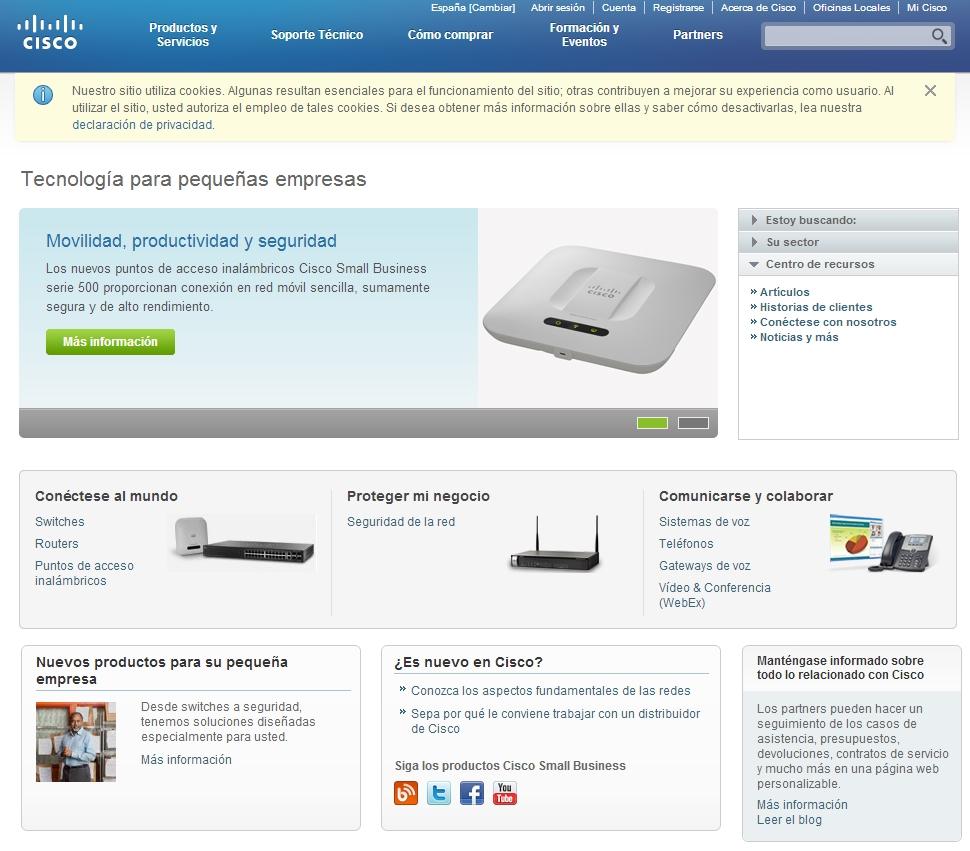 Hardware para permitir unas comunicaciones adecuadas por red ethernet, wifi o PLC (cable eléctrico).