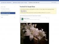 Página de Ayuda para App de Facebook de Google Glass - www.coaching-tecnologico.com