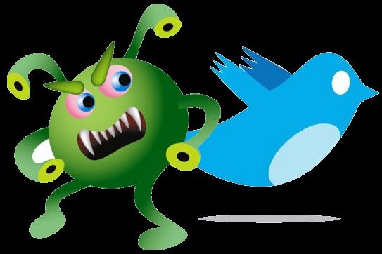 ¿Virus En Twitter?