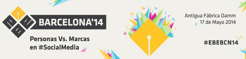 En El EBE 2014: Marcas, Personas Y SocialMedia