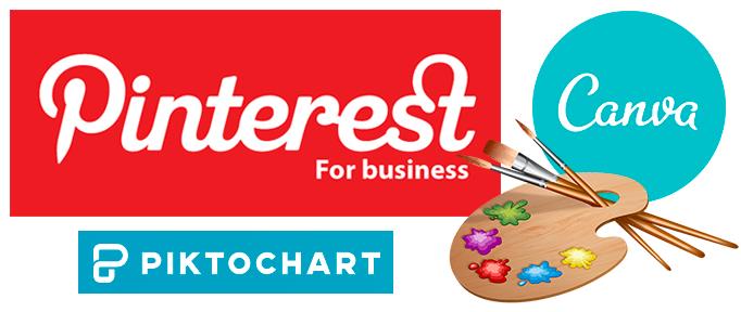 Crea Diseños Y Contenidos Visuales Impactantes Con Canva O Piktochart Para Viralizarlos A Través De Pinterest Business – 4,5h