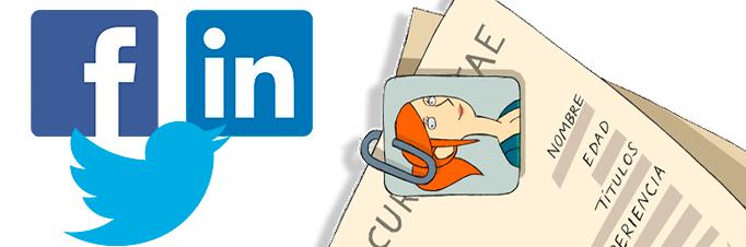 Utiliza las Redes Sociales para la búsqueda de empleo - 12h