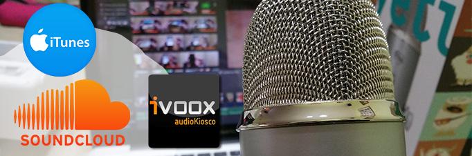 Difunde mediante Podcast tu negocio y explica lo que sabes a tus oyentes. (4H)
