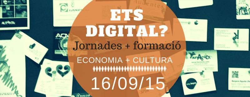 Ets Digital? Jornada Sobre Seguridad En El Centro De Emprendedores Y Empresas De Can Muntanyola.