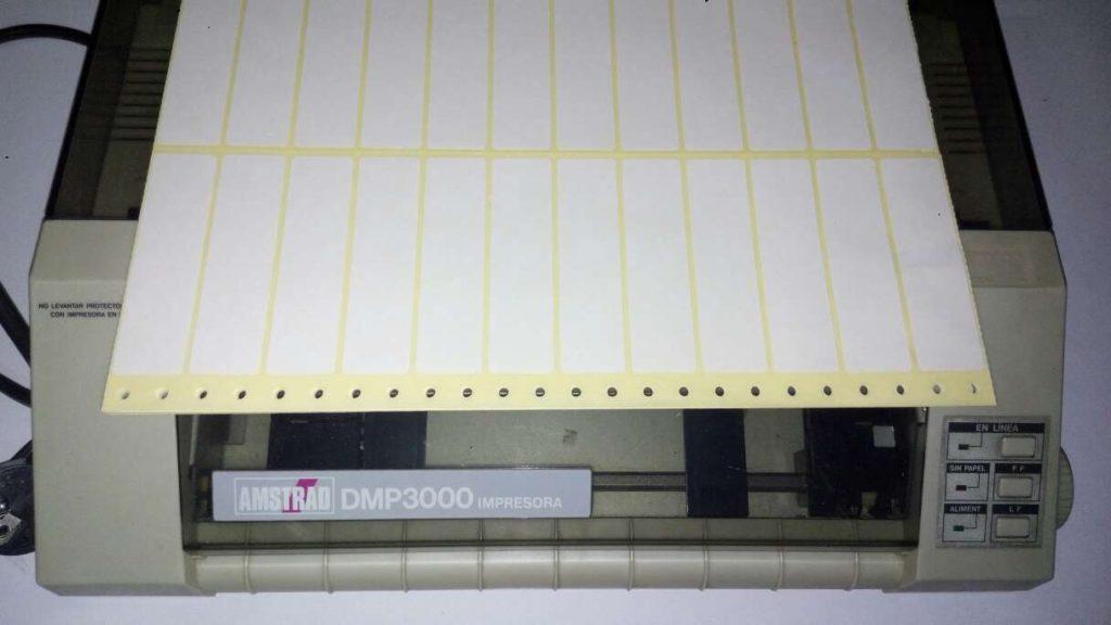 amstrad dmp3000