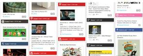 Los 100 últimos posts en Redes Sociales