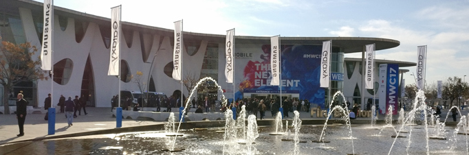 ¿Quieres visitar el Mobile World Congress de Barcelona? ¡Acompáñame!